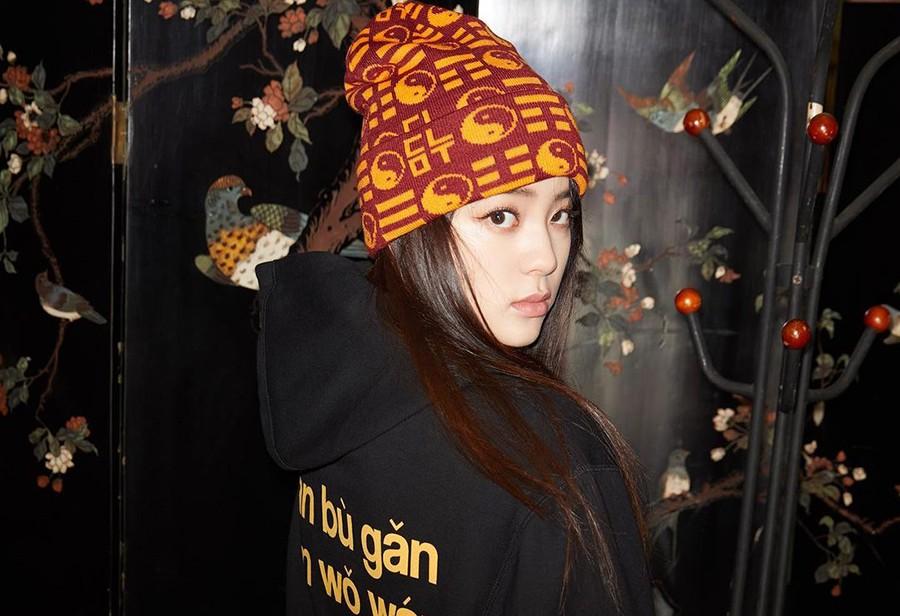 CLOT,陈冠希,欧阳娜娜,2021FW  欧阳娜娜「又纯又欲」!梦幻联动陈冠希!网友:这波冲哪个?!