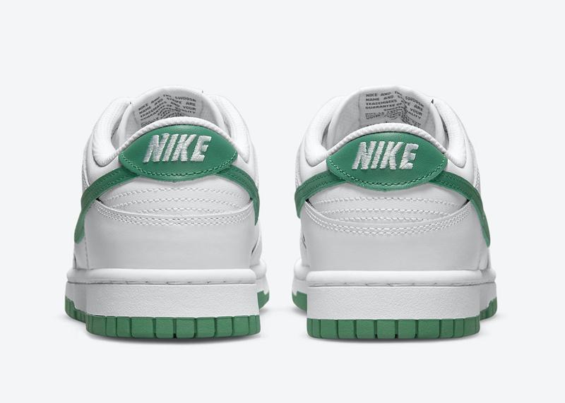 Nike,Dunk Low,DD1503-112  波士顿凯尔特人配色!全新 Dunk Low 官图曝光!