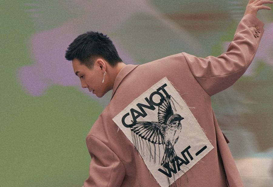 陈伟霆,CANOTWAIT_  陈伟霆亲自上身!全新「CANOTWAIT TO GO HIGHER」创作理念曝光!