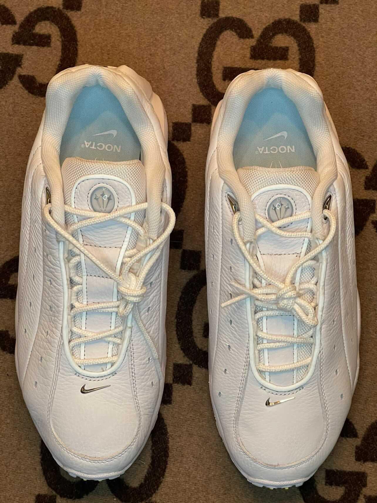 NOCTA,Nike,Drake,DH4692-100,发售  Drake x Nike 联名鞋再曝新配色!终于快要发售了!