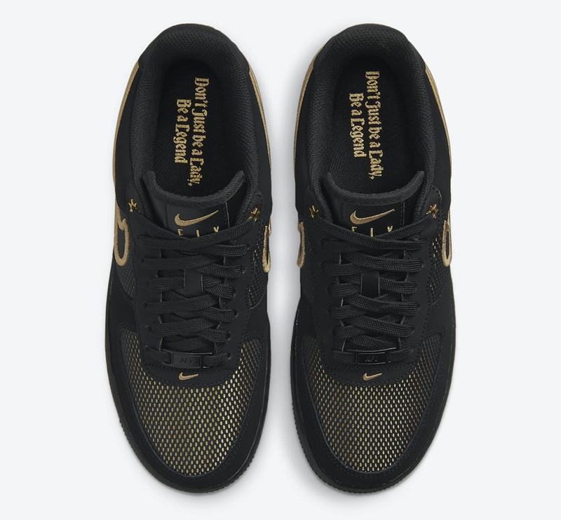 Nike,Air Force 1 Low,DM8077-00  超多亮眼细节!全新配色 AF1 Low 官图曝光!