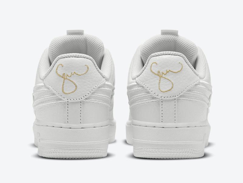 Nike,Air Force 1 LXX Zip,DM503  「网球天后」小威廉姆斯联名!全新配色 AF1 LXX Zip 官图曝光!
