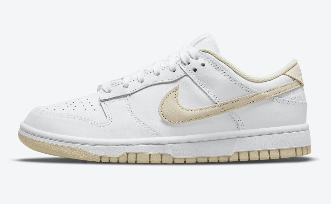 Nike,Dunk Low,Pearl White,DD15  珍珠白装扮!全新配色 Dunk Low 官图曝光!