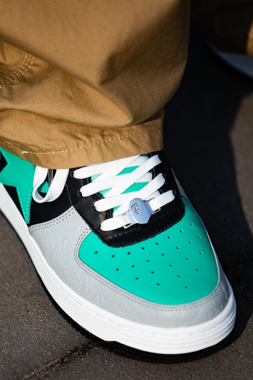 BAPE STA,BAPE,发售  一边喊贵一边疯抢!这些明星都爱的鞋最近更火了!最贵涨了 2 千多!