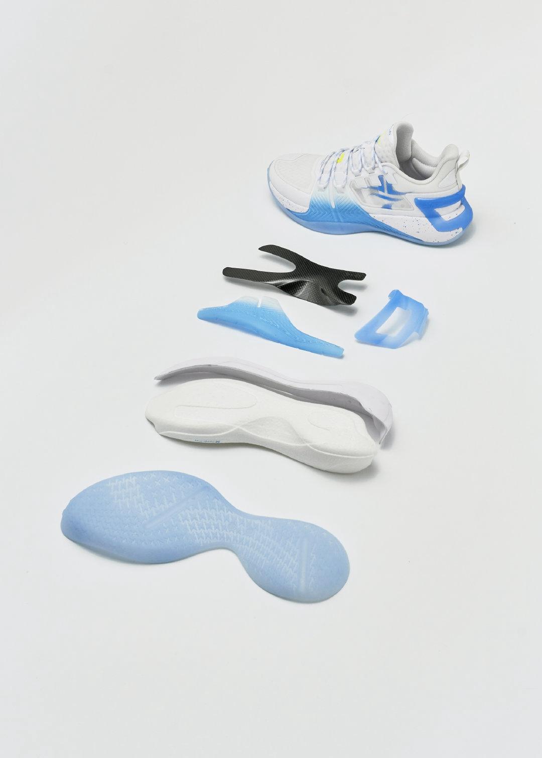 特步,林书豪,XTEP,JLIN2  本周登场!林书豪二代战靴配置新升级!网友:又心动了!