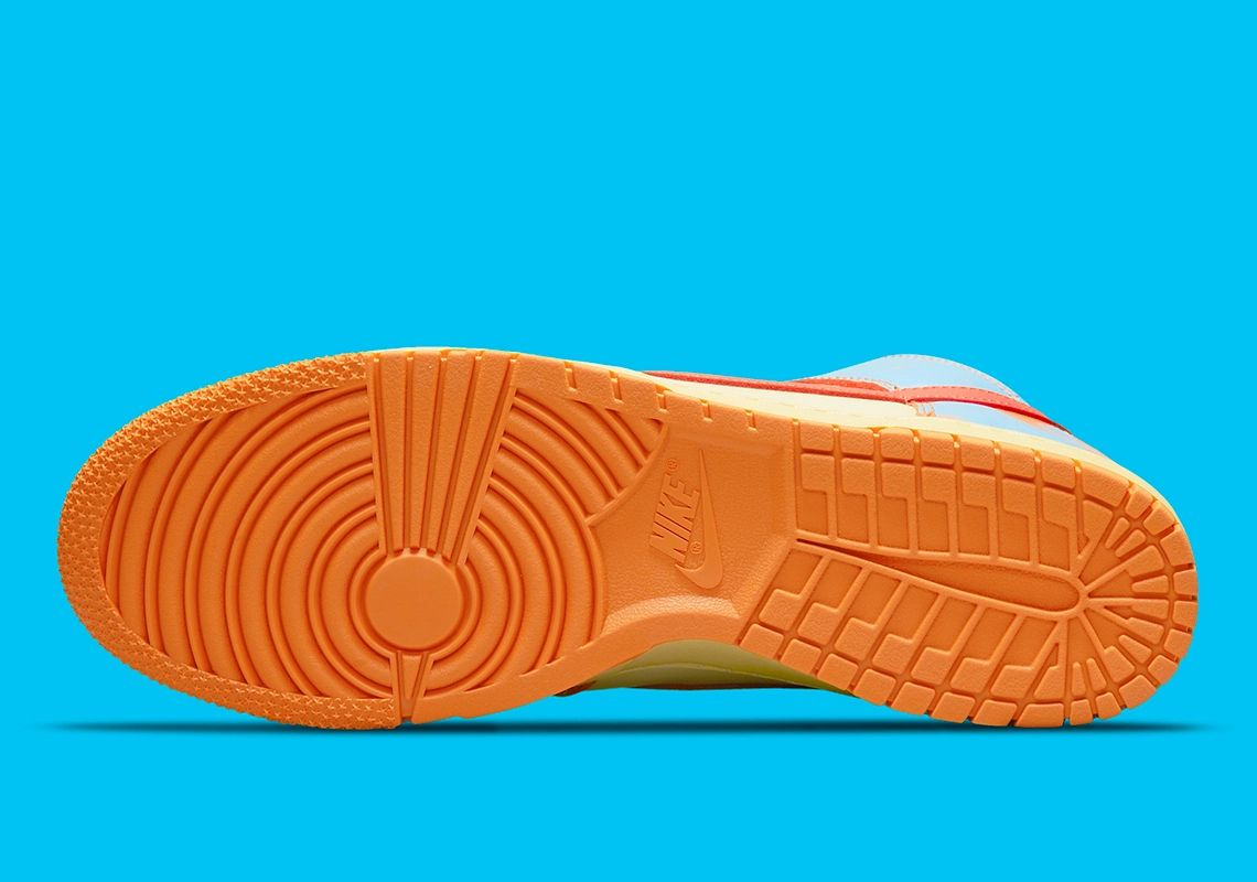 Nike,Dunk High,Acid Wash,DD940  酸洗做旧风格!全新配色 Dunk High 实物曝光!