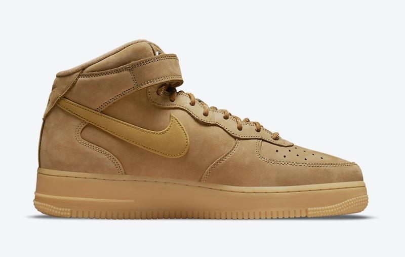 Nike,AF1,Air Force 1,DJ9158-20  年年有的「小麦」 AF1 又来了!你不会还没买吧?