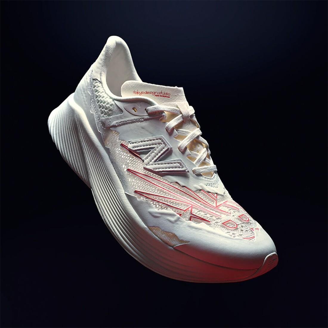 Tokyo Design Studio,New Balanc  发售日期确定!石头岛 x NB 完整曝光,鞋型居然是...