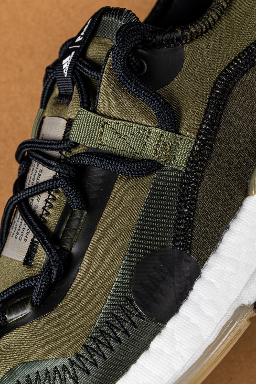adidas,UB21,PARLEY  超厚 Boost 不讲武德!军事风「海洋联名」刚刚发售!上脚真帅!