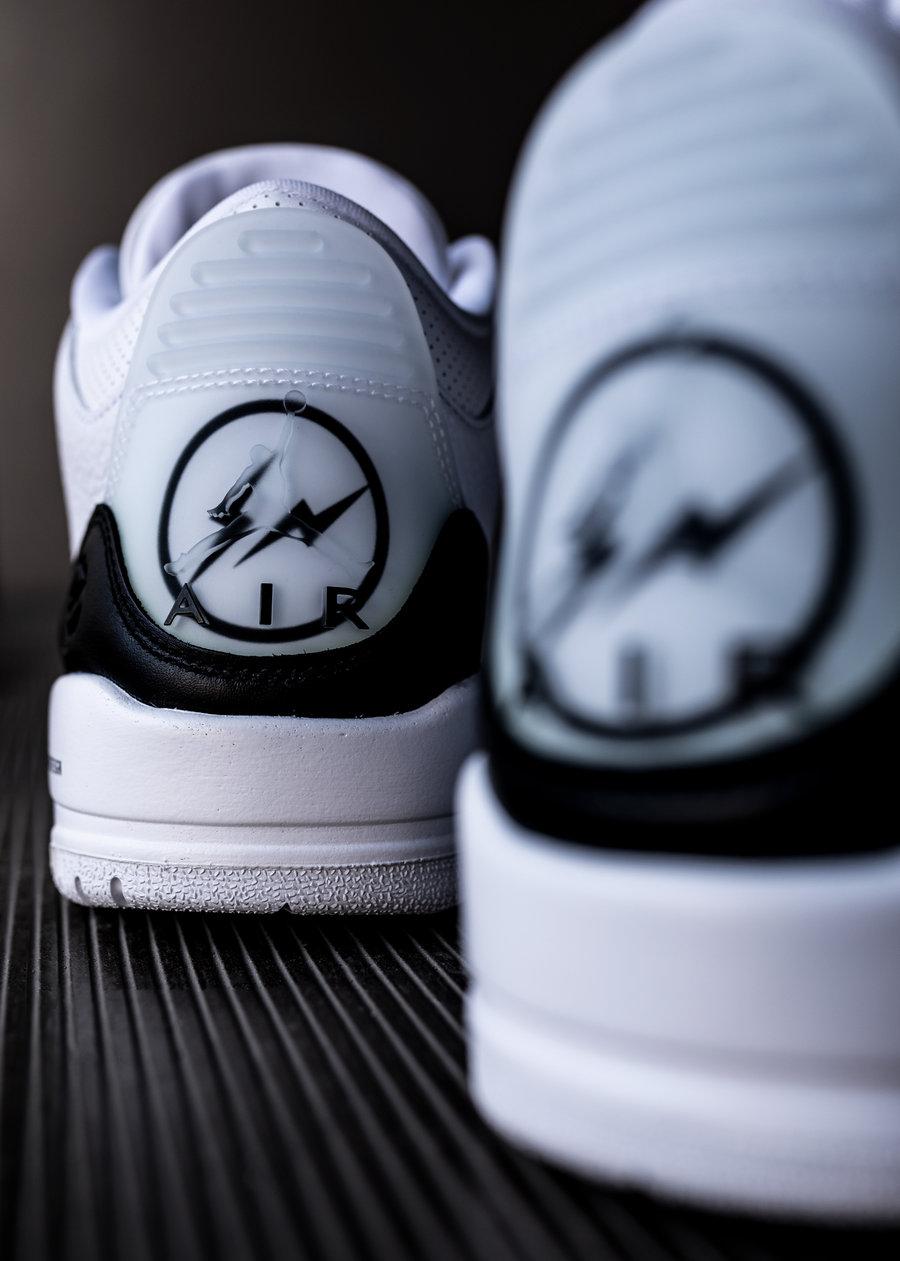 闪电,Air Jordan 3,AJ3,藤原浩  教「藤原浩」做事?!这才是我们想要的「大闪电 AJ3」!