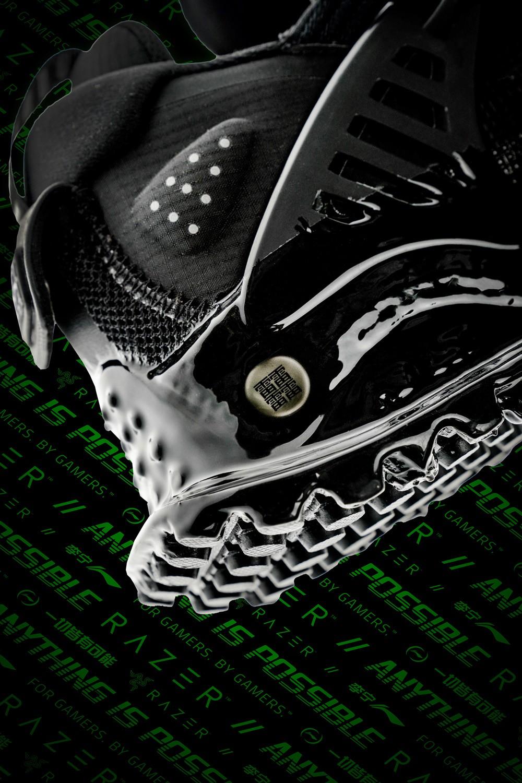 发售,盘古,雷蛇,李宁  李宁「雷蛇」限定套装帅啊!鞋款现已发售!