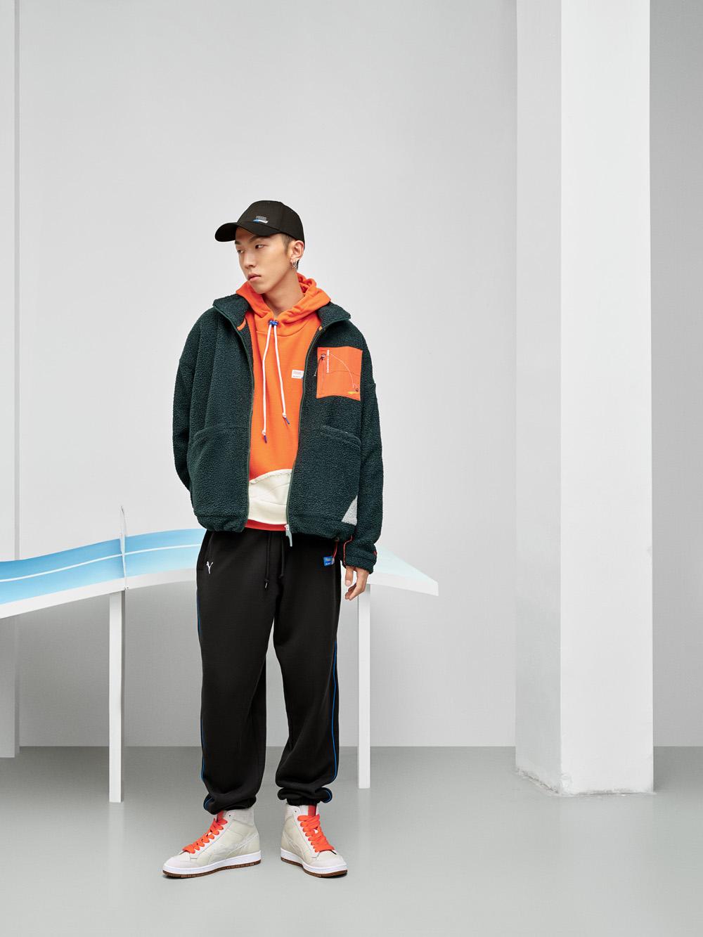 PUMA,ROARINGWILD,发售  王嘉尔和无数明星都穿过的中国潮牌!新联名帅到我了!刚刚发售!
