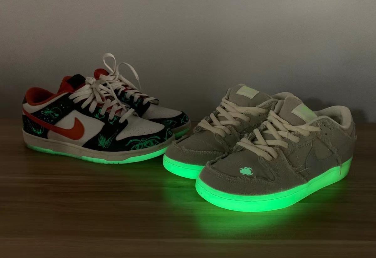 Nike SB,Dunk Low,Mummy,DM0774-  夜光 + 撕撕乐!木乃伊、万圣节 Dunk 本月发售!