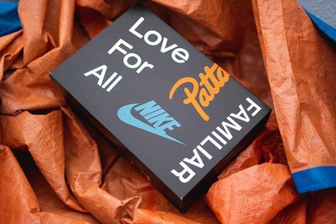 Patta,Nike,Air Max 1,DH1348-00   复古气息十足!Nike x Patta 最新联名又来了!你打几分?