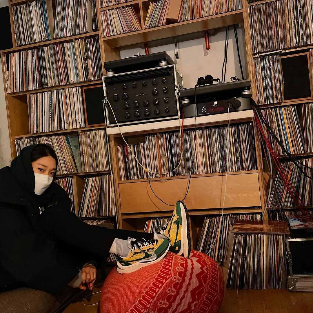 DJ HYO,DJ MEL,Peggy Gou,Niina  腰细腿长美到窒息!身材不输 Soda!还有新晋「直男收割机」晒天价球鞋!