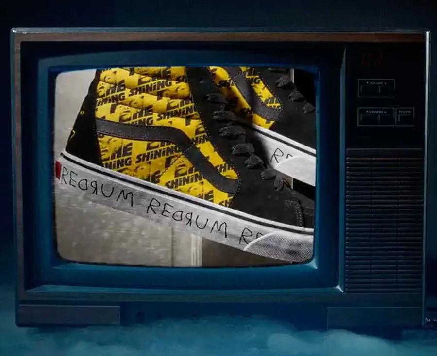 Vans,万圣节  闪灵、猛鬼街、小丑回魂全都有!Vans 恐怖片联名刚刚发售!