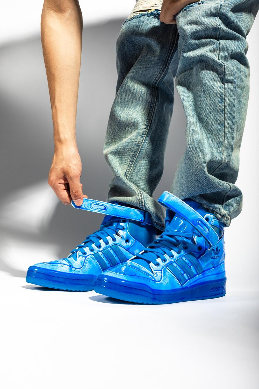 adidas,Jeremy Scott,Forum  今早中签了吗?!这个联名不可能便宜!网友:敢买不敢穿啊!