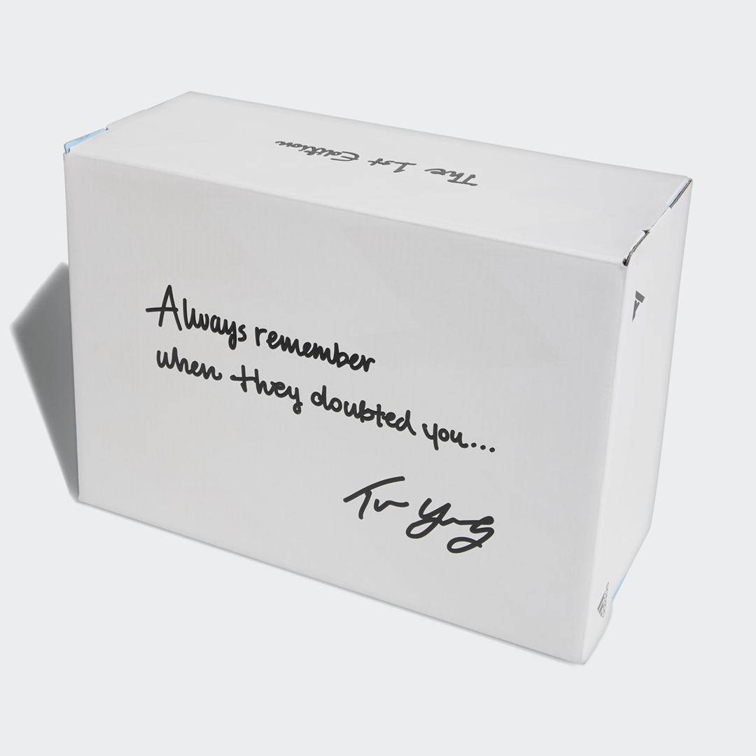 adidas,Trae Young 1  双重缓震有点狠!等了 3 年「特雷·杨一代」终于来了!
