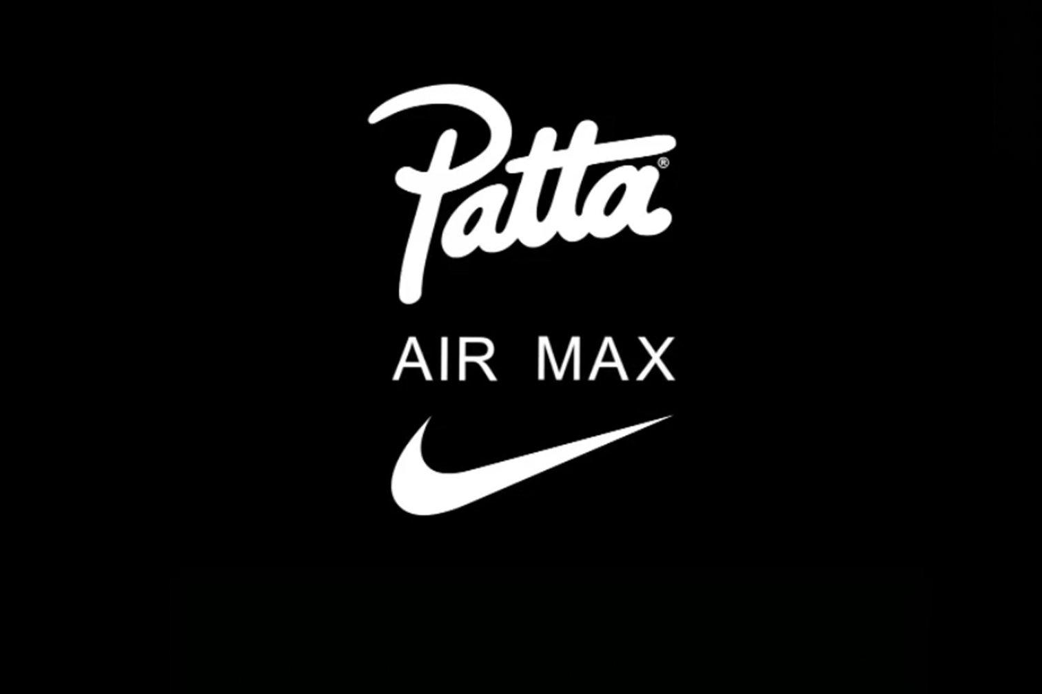 DH1348-001,Air Max 1,Nike,Patt  SNKRS 随时可能突袭!Patta x Nike 新联名预告释出!
