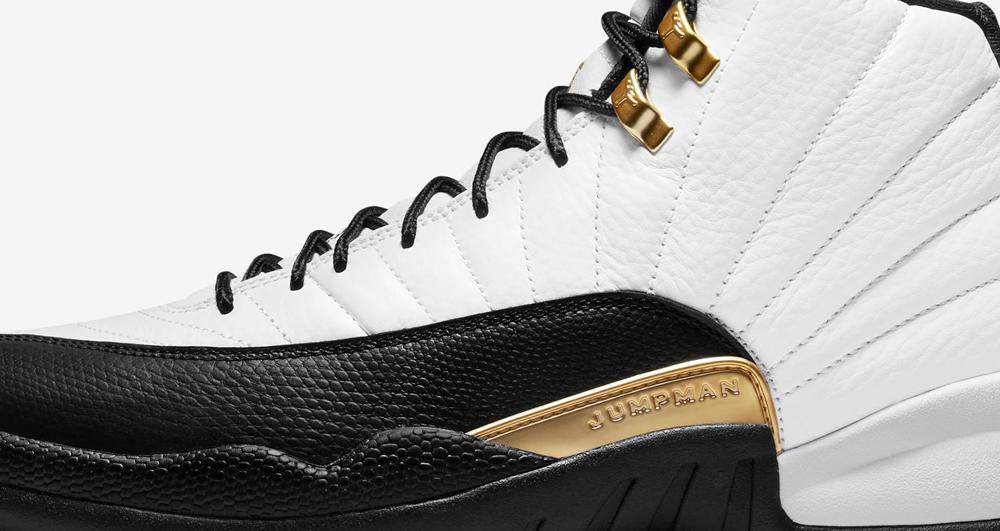 AJ12,Air Jordan 12,CT8013-170,  国内提前一个月!「新金扣」AJ12 明早 SNKRS 发售!