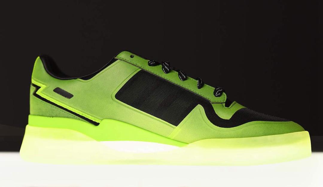 Xbox,adidas,Forum Tech,Halo 20  荧光绿色超吸睛!全新 Xbox x adidas Forum Tech 实物曝光!
