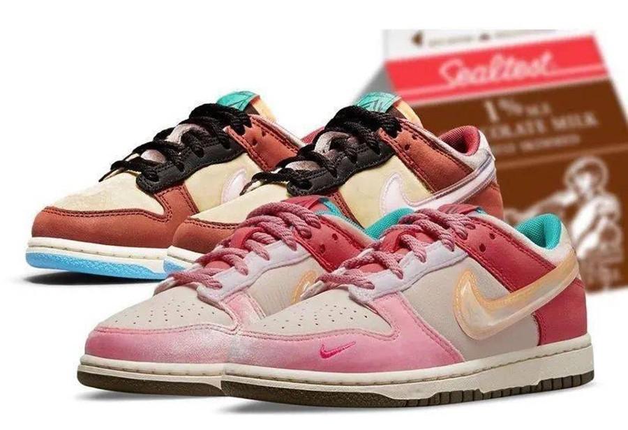 Nike,Social Status,Dunk,Chocol  有消息了!跳票的SocialStatusxNikeDunk本月发售!