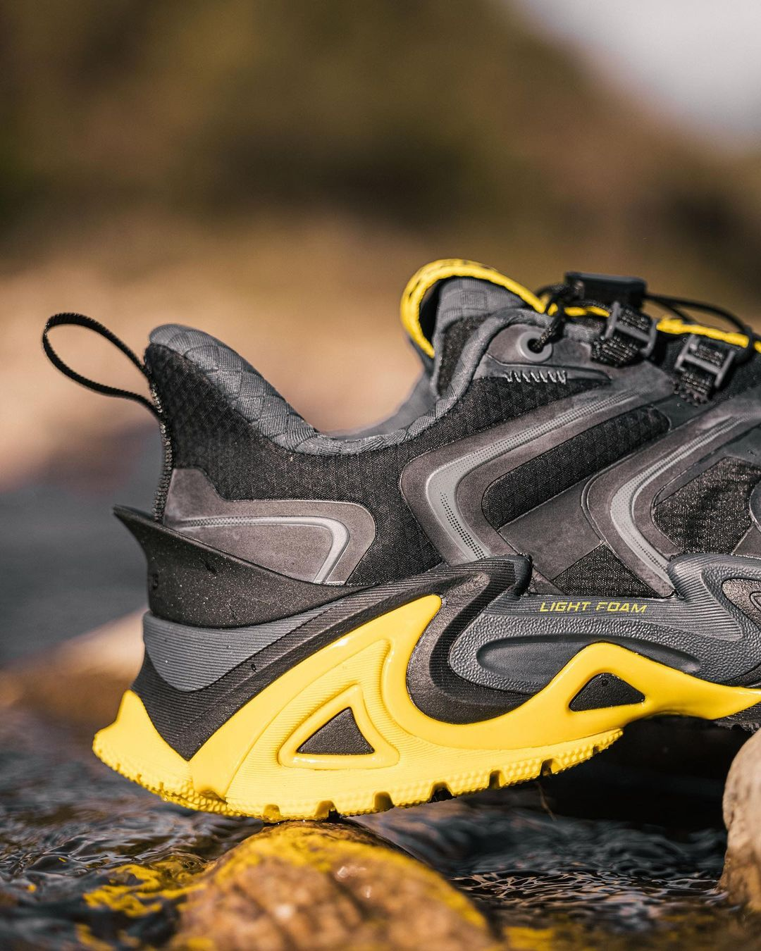 猫爪 ACE,李宁,发售  造型机能脚感舒适!都在等的李宁「山系新鞋」悄悄上架!