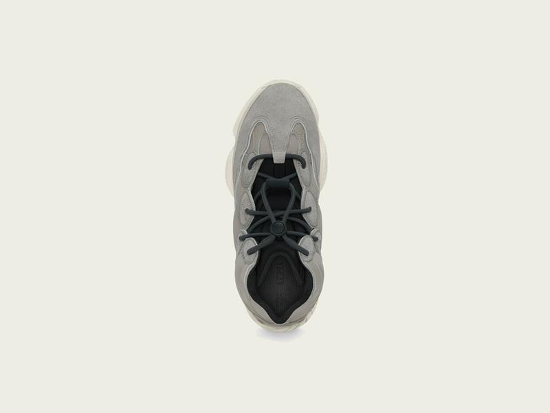 adidas Originals,Kanye West,YE  今年最潮的过冬鞋!Yeezy 500 HIGH 新配色发布!