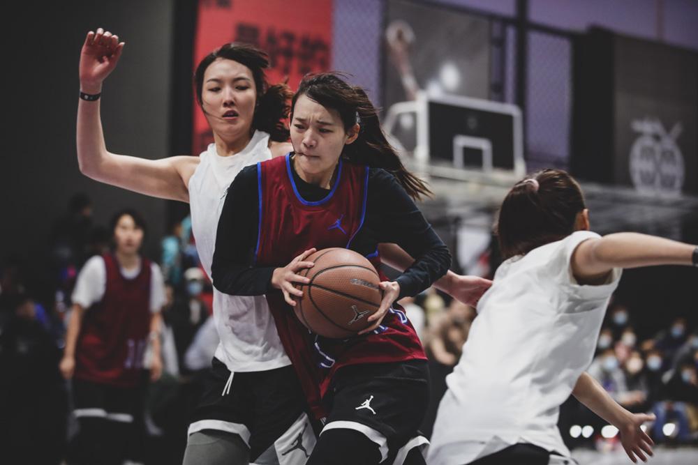 Jordan,下站东单  一年就一次!Jordan 在国内的篮球盛事!你参加了吗?