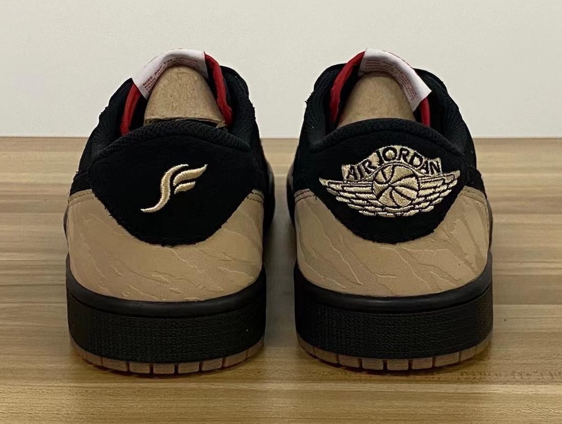 AJ1,SoleFly,Air Jordan 1 Low,C  天价联名预定!SoleFly x Air Jordan 1 完整细节曝光!