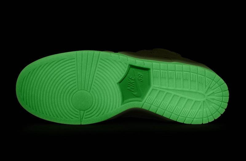 Nike,SB Dunk Low,Mummy,DM0774-  难不成要起飞?!夜光 + 撕撕乐的木乃伊 Dunk 官图曝光!
