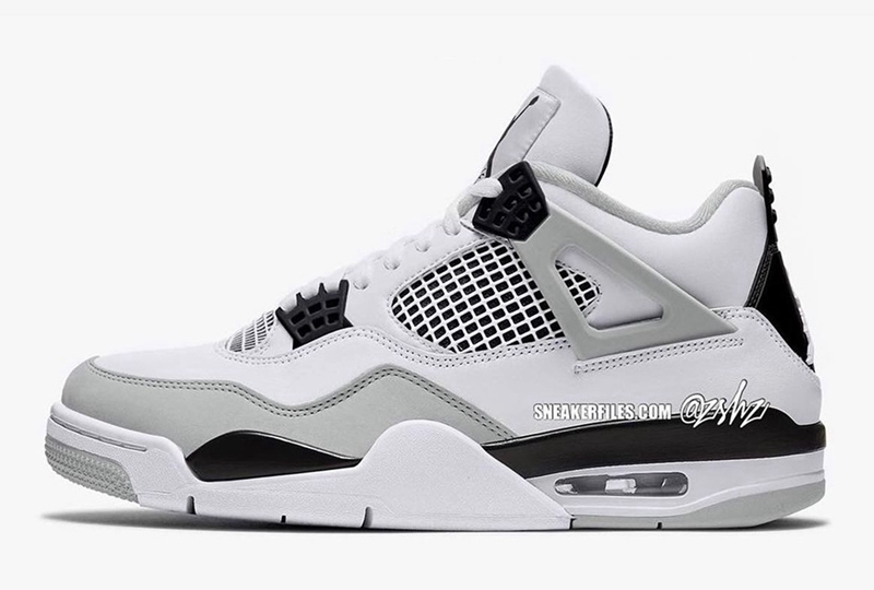Air Jordan 3,Air Jordan 4,CT85  来点儿纯正的 OG 味儿!全新配色 AJ3、AJ4 效果图曝光!