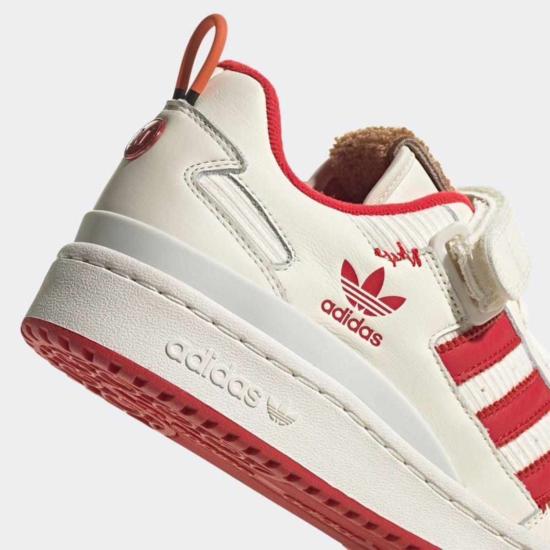 Adidas,Forum Low,Home Alone,GZ  爷青回!「小鬼当家」同款球鞋!全新 adidas Forum Low 确认发售!