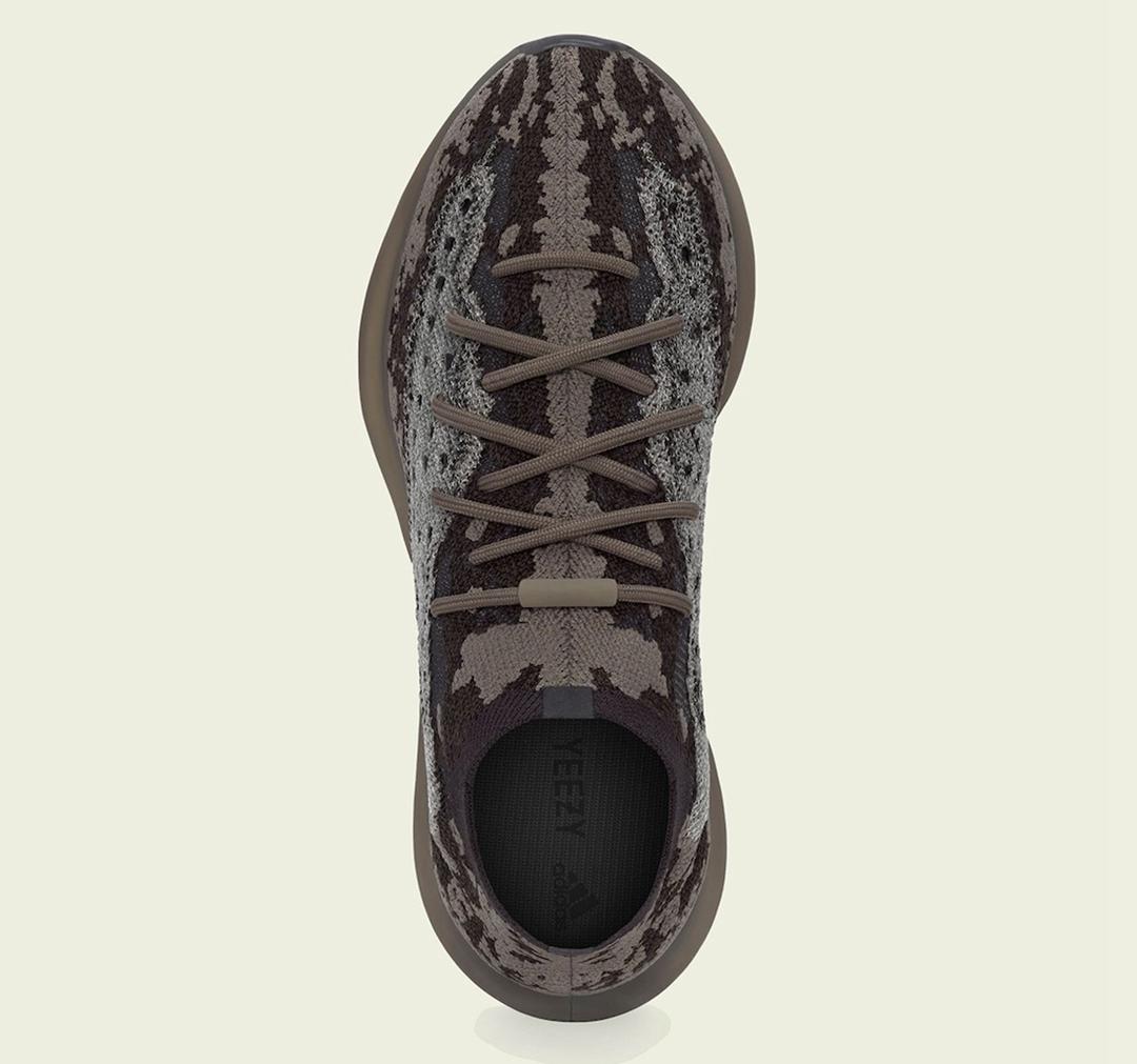 adidas,Yeezy Boost 380,Stone S  下周登场!大地色 Yeezy 380 又双叒叕来了!这波没得黑!