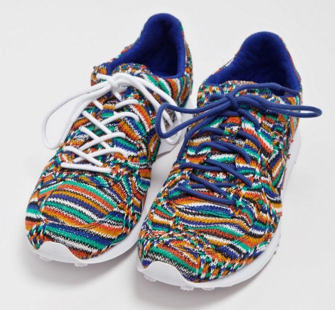 MISSONI For CONVERSE 2013 春季复古跑鞋系列