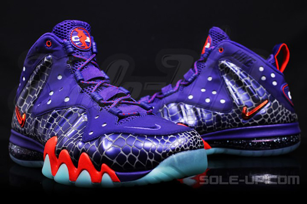"Nike Barkely Posite Max ""Suns"""