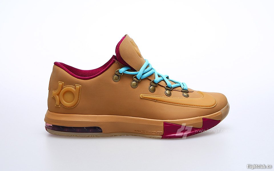 "Nike KD 6 ""Ext Gum"