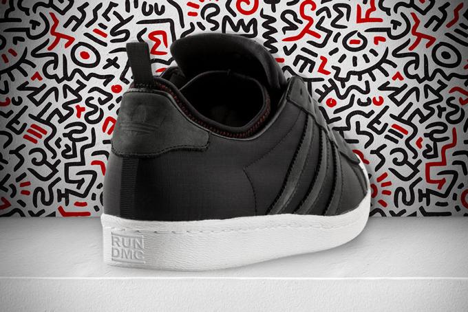 Run DMC x Keith Haring x adidas Originals 三方联名鞋款登场
