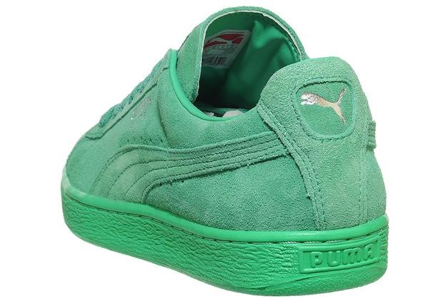 Buy green puma suede > OFF35% Discounts