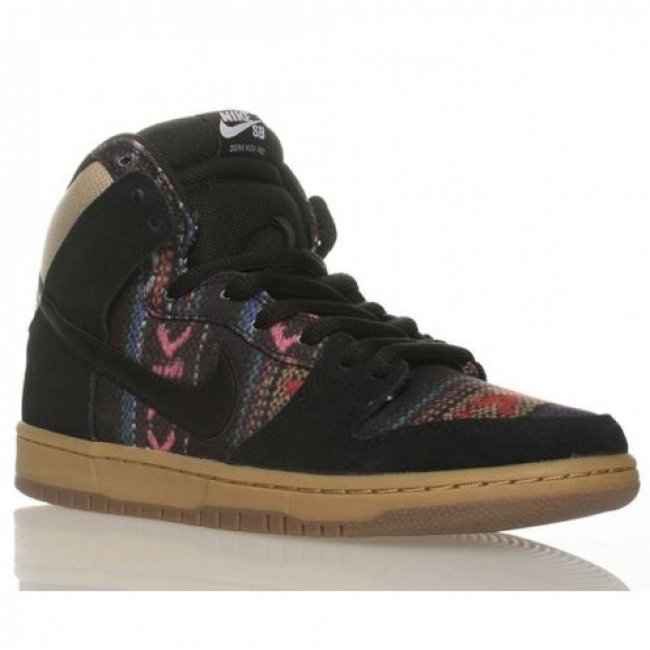 "Nike SB Dunk High ""Hacky Sack""系列配色 市售资讯"