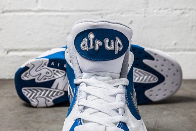 Nike Air Up '14 奥兰多魔术队主场配色 实物图赏