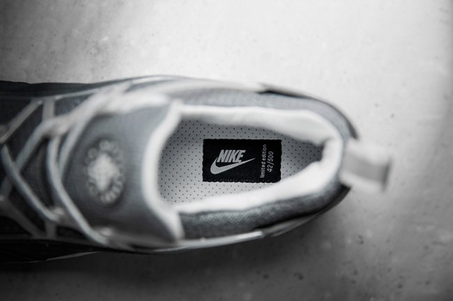Footpatrol x Nike Air Huarache Light 混凝土灰 市售资讯