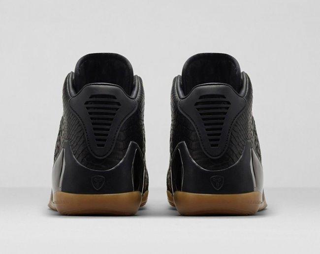 Nike 官方丢布 Kobe 9 Mid EXT