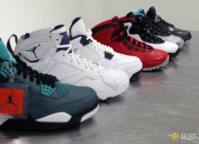 乔丹2014复刻_Air Jordan 2015 Remastered 复刻系列高清图赏 球鞋资讯 FLIGHTCLUB中文站 ...