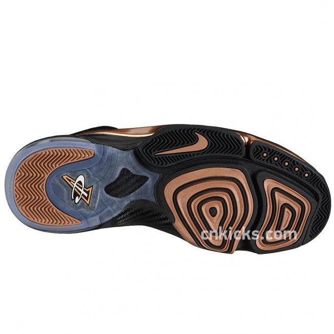 便士哈达威第六双个人签  便士哈达威第六代签名鞋 Nike Air Penny 6 曝光