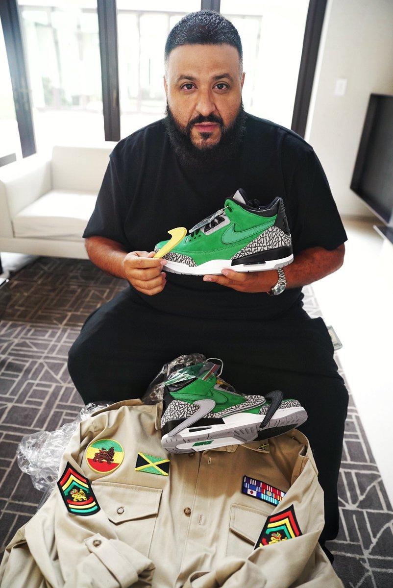 明星,上脚  菲董这次没穿 adidas,他穿了这双!海外明星球鞋上脚精选 12.17